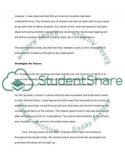 Star school essay example