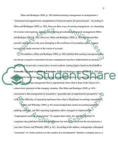Persuassive essay