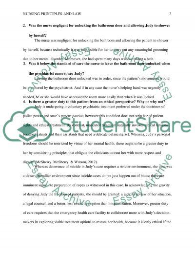 Legal Homework 3 B
