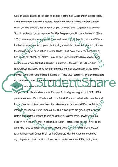 Essays and research reports