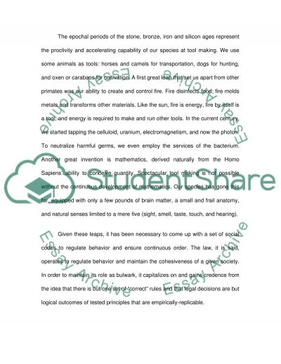 Technology and Network Essay example
