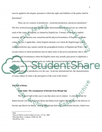 Write A Comparison Essay Private International Law Environment Pollution Essay also Rutgers College Essay Private International Law Essay Example  Topics And Well Written  Essays Causes Of The French Revolution