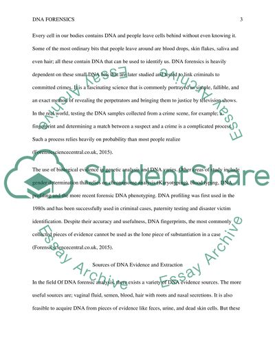 Genetics and Society Essay Example | Topics and Well Written Essays