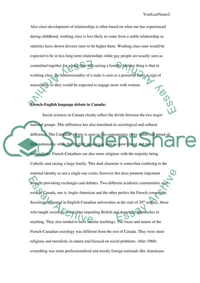 Essay On Pollution In English Gay Culture From A Sociological Perspective Essay For High School Application also Sample Essay Thesis Gay Culture From A Sociological Perspective Essay Good English Essays Examples