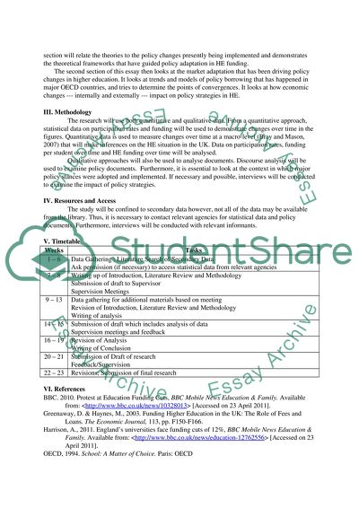 undergraduate dissertation example
