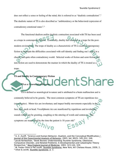 essay literature modern old theory