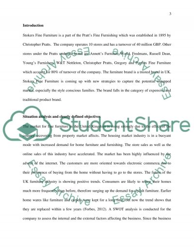 Stokers company essay example