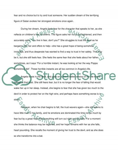 fiction analysis writing on a short story book report review text