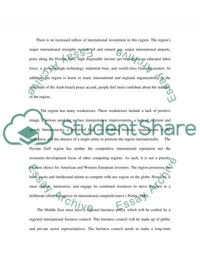 B300 TMA06 essay example