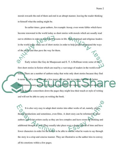 Style analysis essay example topics and well written essays 1750