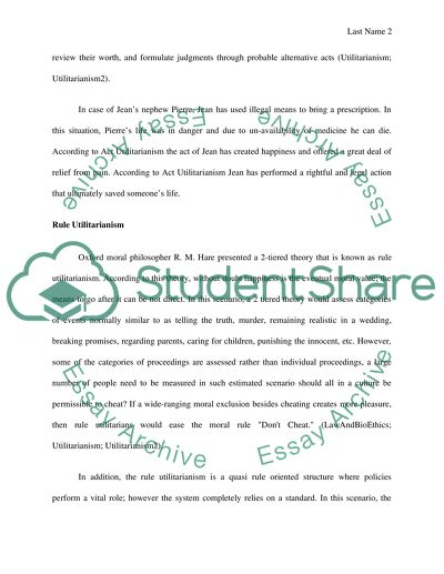 How To Start A Science Essay Ethical Theories Political Science Essays also Example Of A College Essay Paper Ethical Theories Essay Example  Topics And Well Written Essays  English Essay Sample