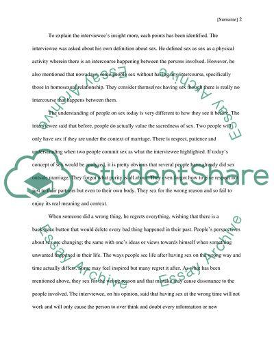 Disccusion essay -bio30